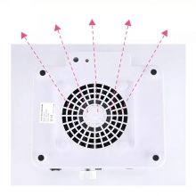 30000RPM Nail Drill 60W Nail Dust Collector Fan Suction Machine Nail Cleaner for Manicure Nail Dust Collector  Salon Equipment