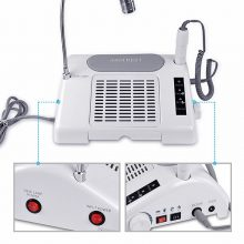 Electric Pro 35000 RPM Nail Drill Art Dust Collector manicure machine equipment & Lamp 3in1 acrylic nails file set accessoires
