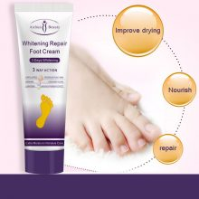 Aichun Crack Heel Cream Repair Anti Crack Moisturizing Whitening Cream Foot Peeling Cracked Dry Hands Feet  Skin Care 100g